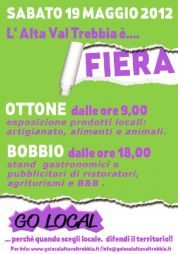 Go Local: Fiera del 'locale' in Val Trebbia